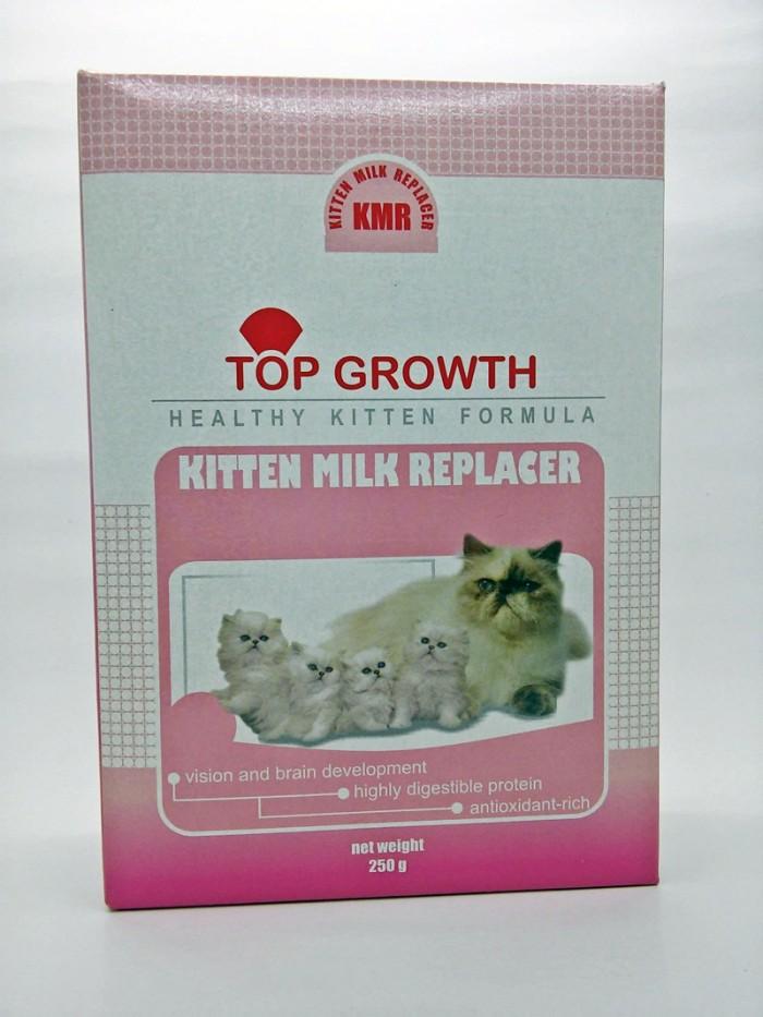 harga Susu anakan kucing top growth 250grm Tokopedia.com