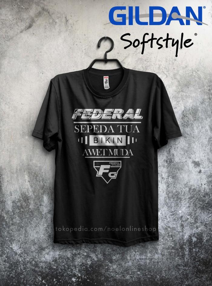 harga Baju pakaian kaos gowes federal sepeda tua bikin awet muda Tokopedia.com
