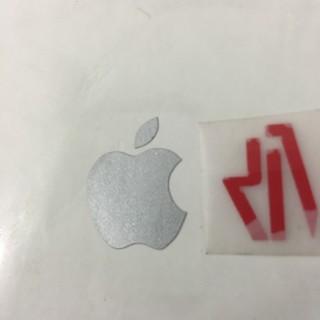 stiker logo apple iphone 6 s plus berkualitas keren