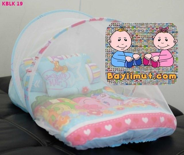 Jual Matras Bayi Kasur Baby Kelambu Tempat Tidur Anak Baru Lahir