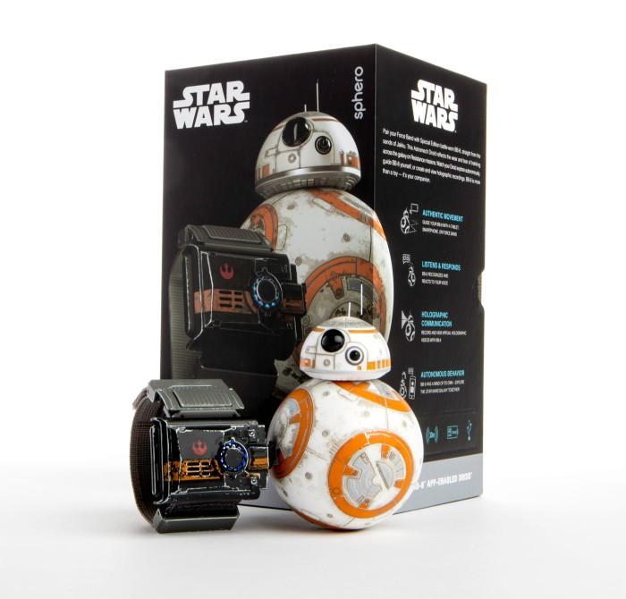 Jual Robot Droid SPHERO BB8 Star Wars Special Edition Bundle Force ... d04e5b42f3