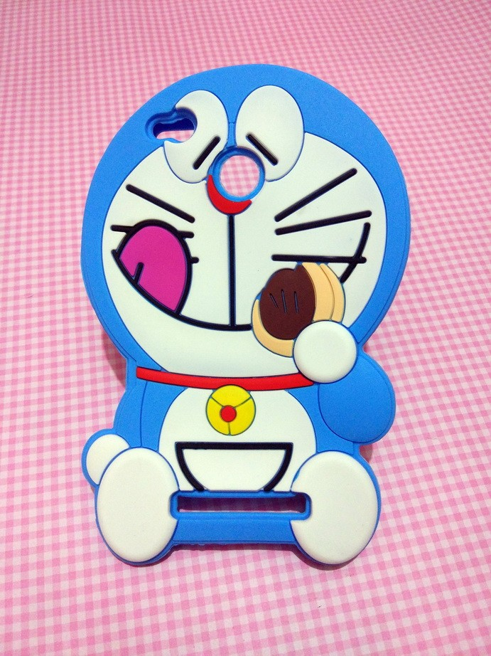 Jual Xiaomi Redmi 3s 3pro 3x Silicon 3d Kartun Doraemon