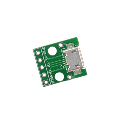 3 PCS UK STOCK Female USB To DIP Adapter Converter Type A 2.54MM PCB Board