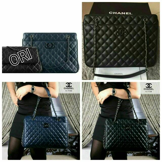 5023e3aad719 Jual tas branded - New CHANEL Ladies Timeless Classic Tote bags (K ...