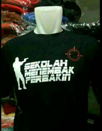 harga T shirt /kaos perbakin Tokopedia.com