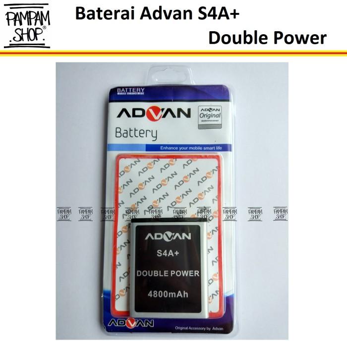 harga Baterai handphone advance s4a + | batrai batre plus s4a+ original Tokopedia.com