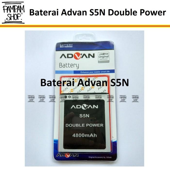 harga Baterai handphone advan s5n original double power | batre batrai s5 n Tokopedia.com