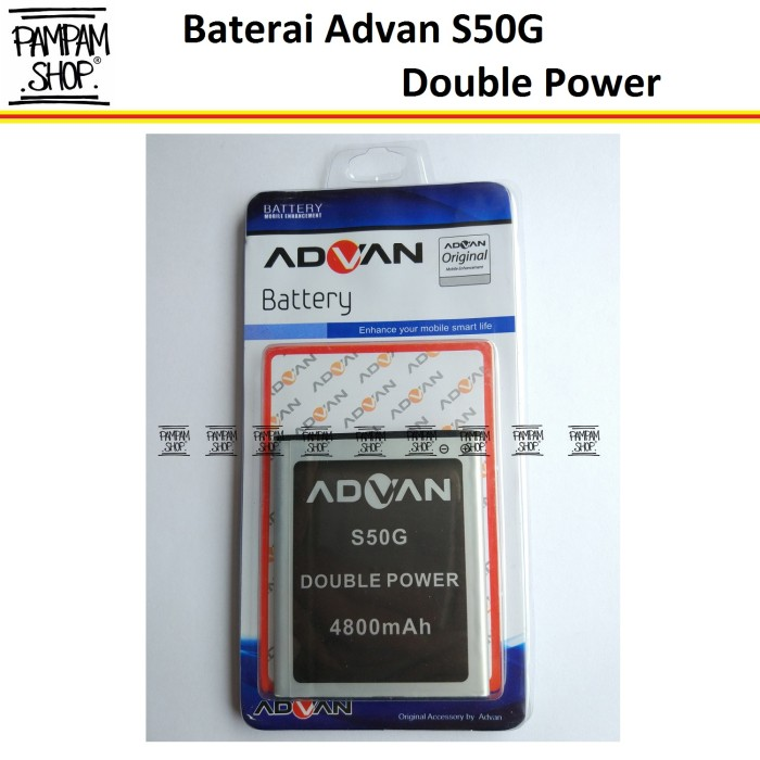 harga Baterai handphone advan s50g original double power | batre batrai hp Tokopedia.com