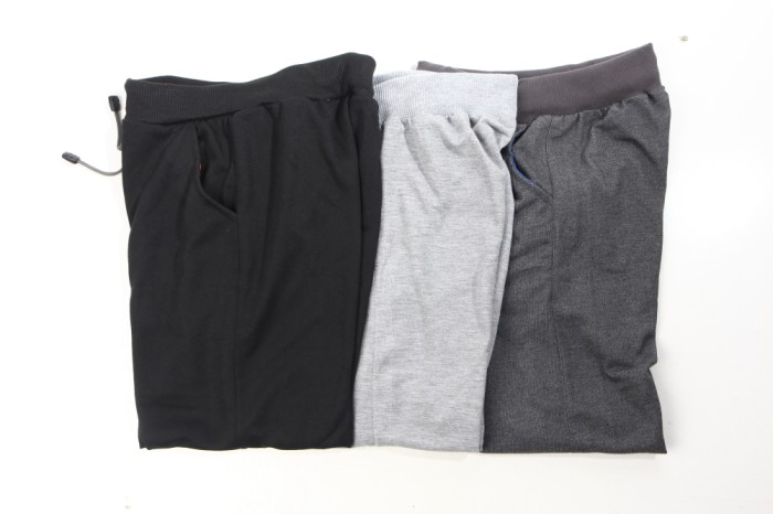 [Dapat 3pcs] Celana panjang jogger / bahan adem dan nyaman