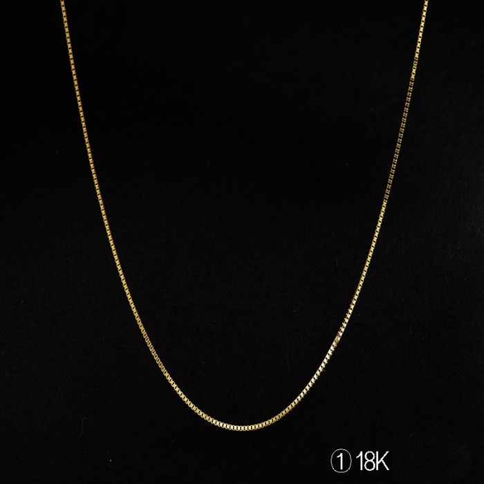 Tiaria tiaria 18k gold necklace top design 25d1 kalung emas wanita