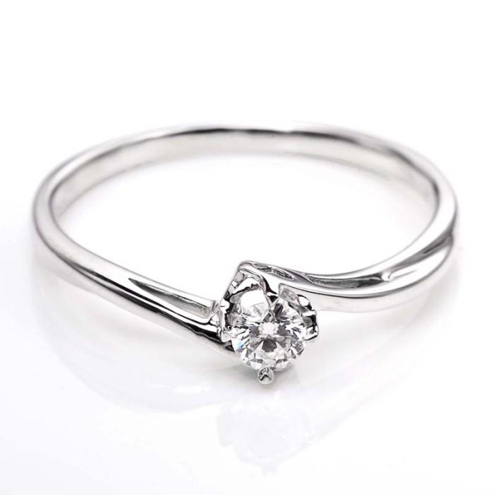 Tiaria dhtxhjz057 cincin tunangan emas berlian