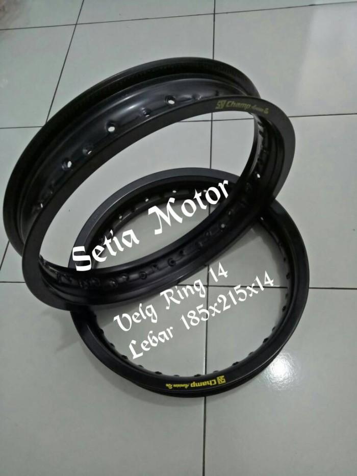 harga Velg 14 tapak lebar 185x215 ring 14 Tokopedia.com
