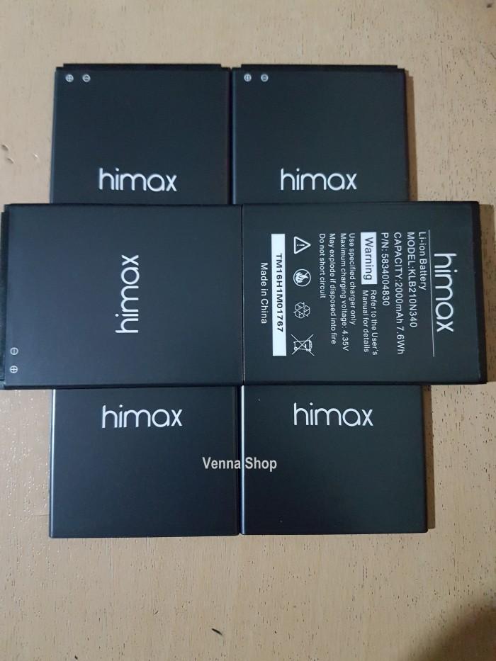 harga Batere / baterai / battery himax pure 3s Tokopedia.com