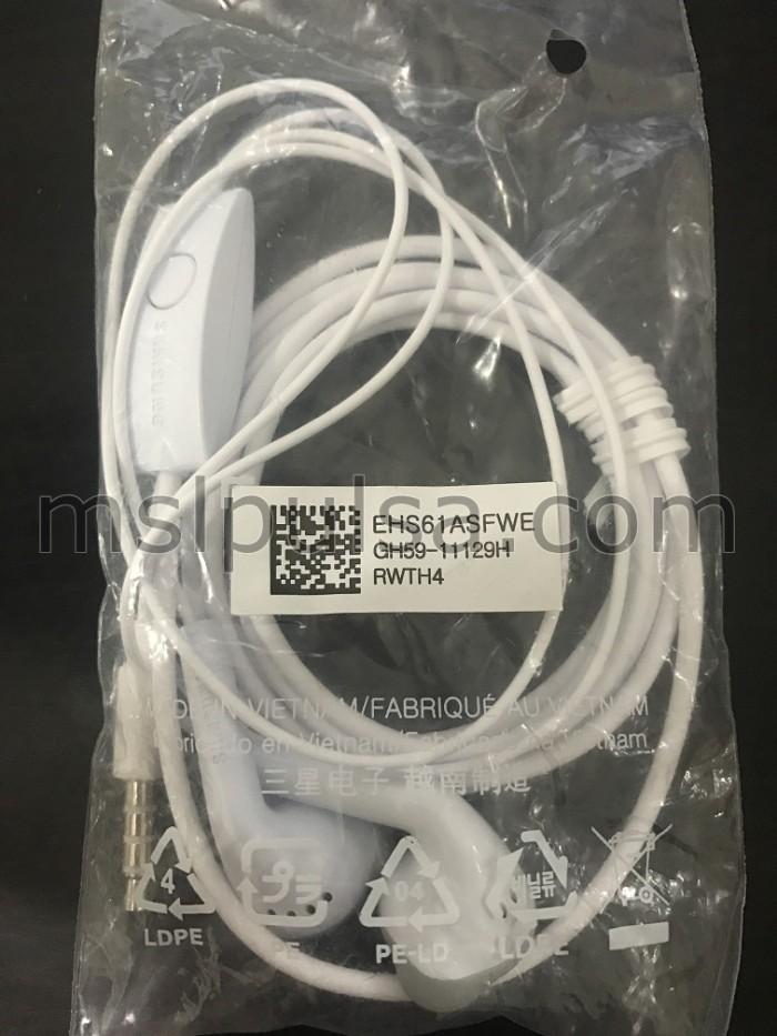 harga Handsfree/headset/earphone samsung galaxy j1/j2/j3/j5/j7 original 100% Tokopedia.com