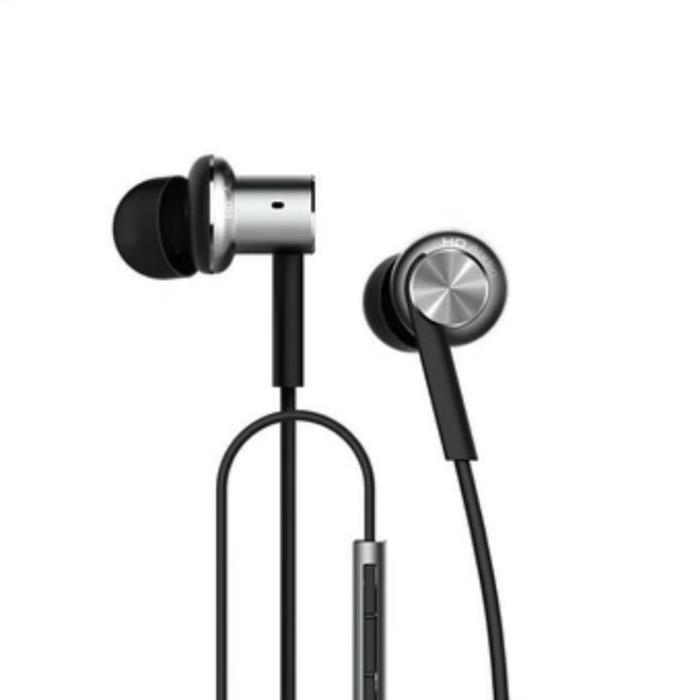 Xiaomi mi piston 4 hybrid earphones headset clone original xiaomi .