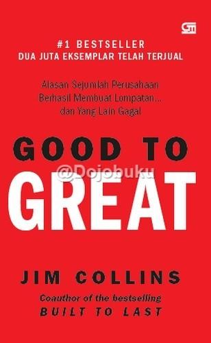 harga Good to great oleh jim collins Tokopedia.com