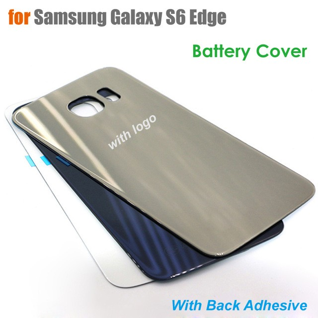 Samsung Galaxy S6 Edge Original Backdoor Back Cover Case