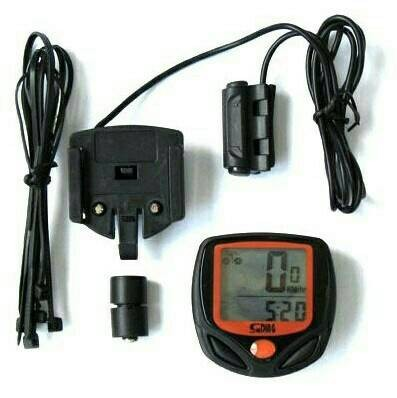 harga Speedometer odometer sepeda lcd waterproof stopwatch Tokopedia.com