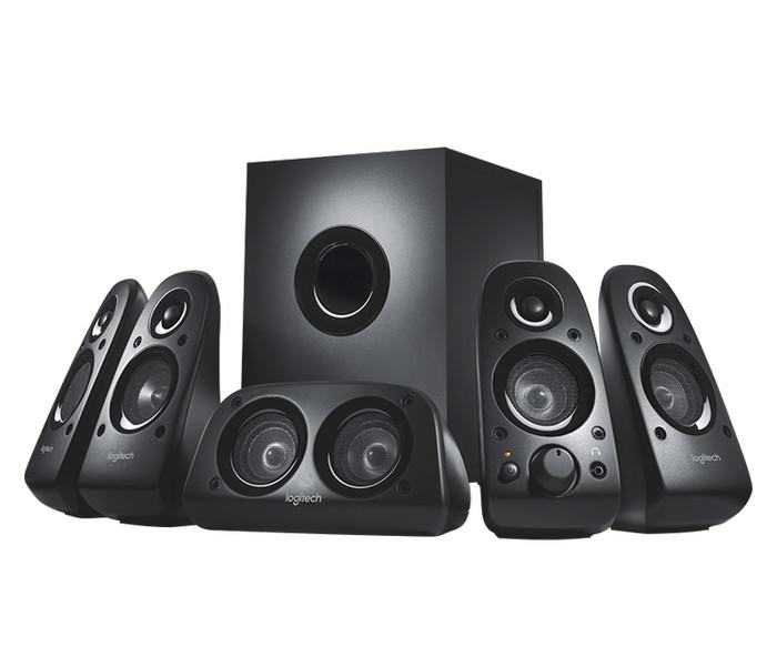 harga Logitech z506 (5.1 surround speaker) Tokopedia.com