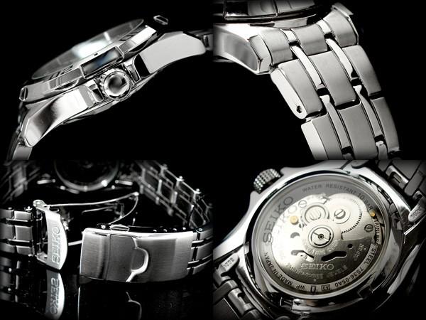 Seiko 5 Sports SNZJ37K1 Automati Silver Dial | Jam Pria SNZJ37