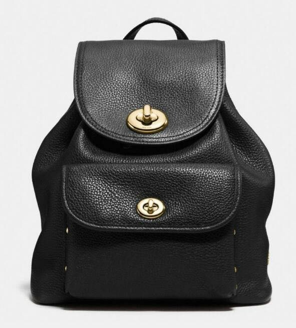 best price coach 1710 tote sling bag bff02 1ac4e  australia coach backpack  black leather tas ransel wanita original o154 52af0 1ac14 c0eb8d412f