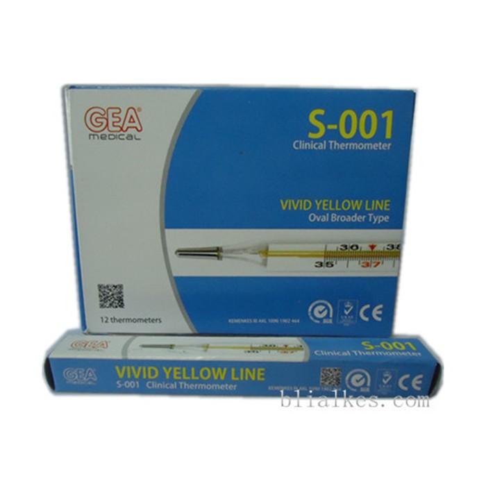 Termometer Air Raksa GEA