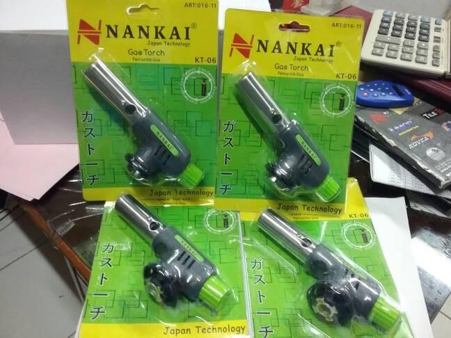 Foto Produk GAS TORCH NANKAI KT-06 / GAS PEMATIK NANKAI EKONOMIS KT-06 dari karya pratama abadi