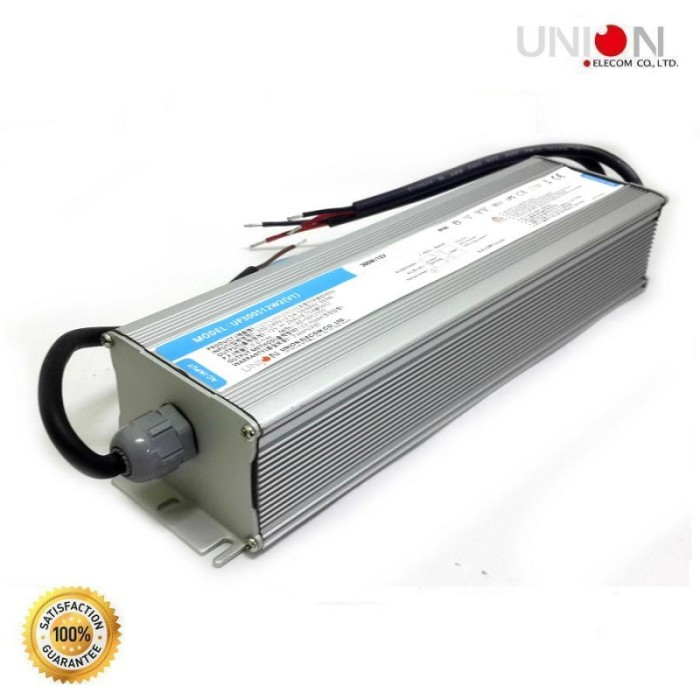 harga Union switching power supply 25a 300w dc 12v outdoor waterproof - gw6 Tokopedia.com