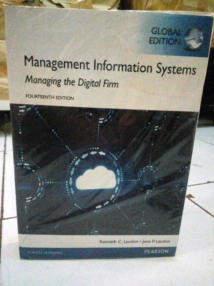 harga Management information system 14th edition Tokopedia.com