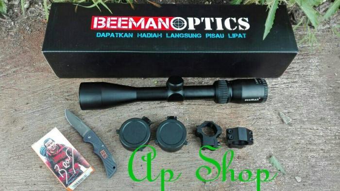 Jual riflescope beeman optics sunhide angel point shop