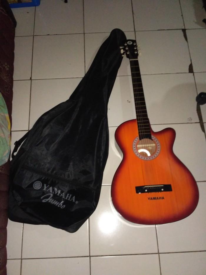 guitar string akustik yamaha second