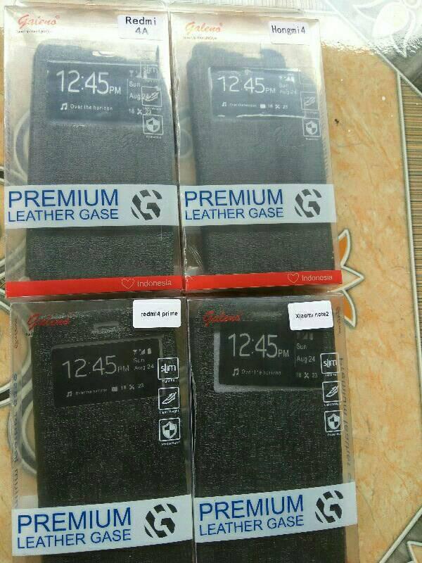 Leather Case Flip Cover Xiaomi Redmi 4a Hongmi 4 Prime Note 2 New