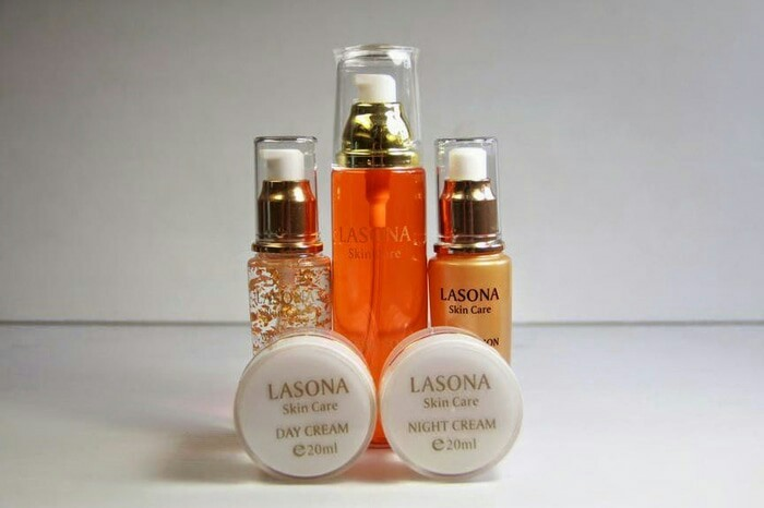 Lasona cream wajah best seller