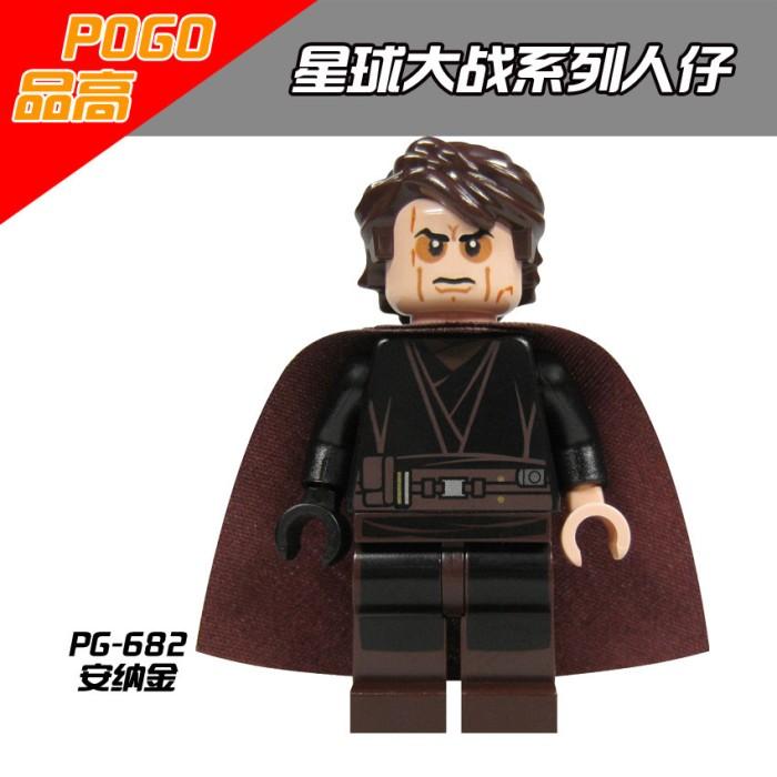 harga Anakin cape pg682 star wars minifigure lego pg8034 Tokopedia.com