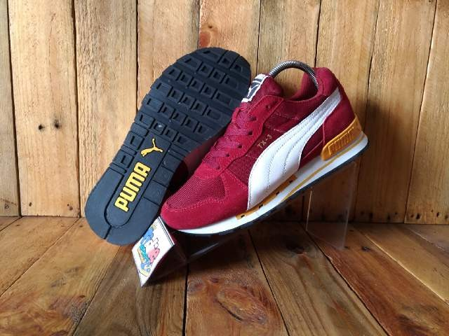 harga Sepatu/ sepatu puma tx-3 /sepatu sneaker/sepatu pria/ grade original Tokopedia.com