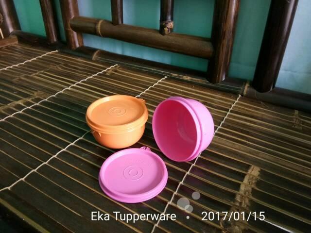 Tupperware Kiddie Set (2 pcs), Kiddie Bowl Set, Bunga Telur Set