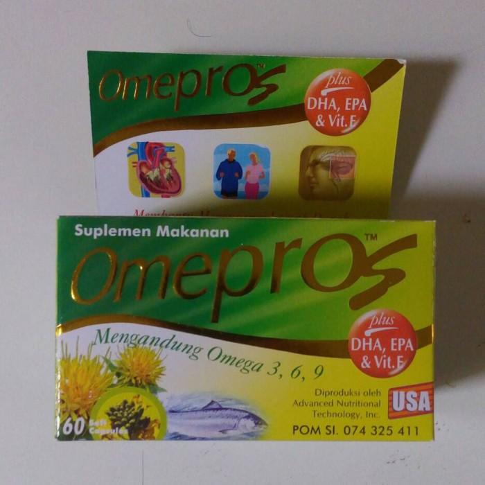harga Omepros 60 kapsul super murah Tokopedia.com
