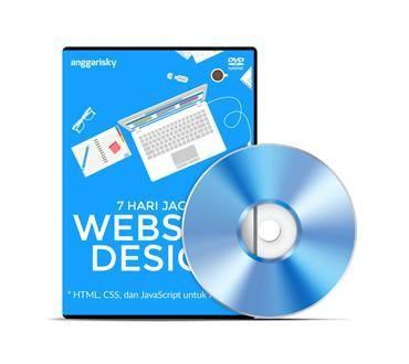 harga 7 hari jago web design html, css dan javascript untuk pemula Tokopedia.com