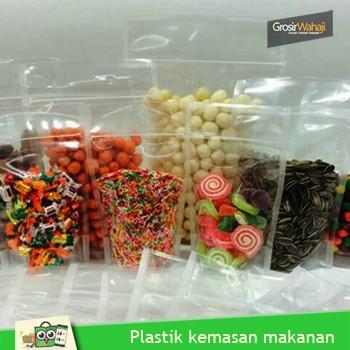 Jual Plastik Kemasan Makanan Ringan Plastik Keripik Plastik