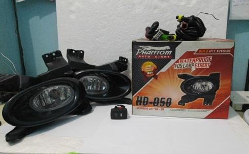 Fog Lamp/ Foglamp Honda City 08-11 (HD050) BEST SELLER 1117