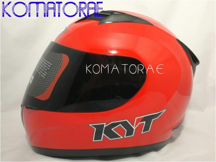 harga Helm kyt r10 solid fire red merah ferrari full face Tokopedia.com