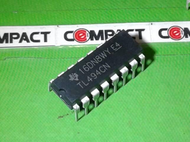Jual TL494C TL494CN TL494 IC 494 - Kota Padang - compact compuuter |  Tokopedia