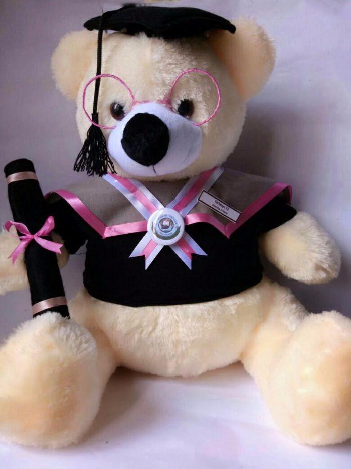 Jual Boneka Wisuda Teddy Bear Jumbo  180a12852f