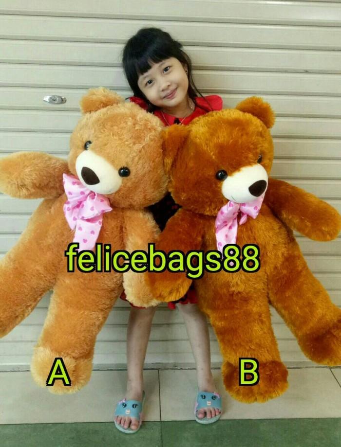 ... harga Boneka teddy bear(beruang)besar jumbo murah Tokopedia.com d140d78fa0