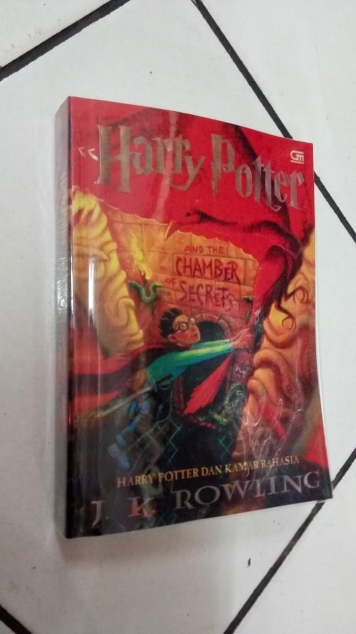 harga Harry potter dan kamar rahasia Tokopedia.com