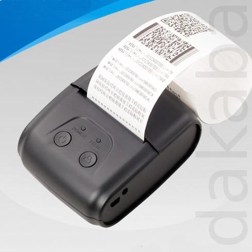 harga Mini printer thermal bluetooth 58mm p200 printer kasir pos ppob Tokopedia.com