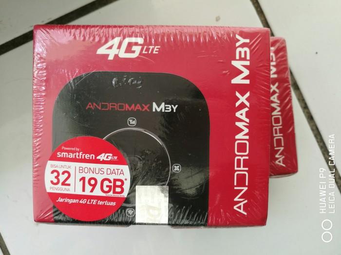 MODEM MIFI 4G LTE SMARTFREN ANDROMAX M3Y (FREE KUOTA 30 GB)