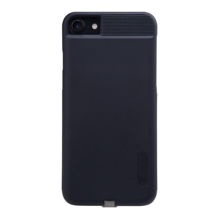 Nillkin Magic Case Wireless Charging Receiver iPhone 7 - Hitam