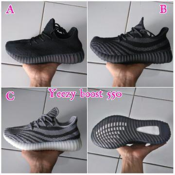 fbf4f17074746 Jual Baru sepatu pria adidas yeezy boost 550 premium class Terbaru ...