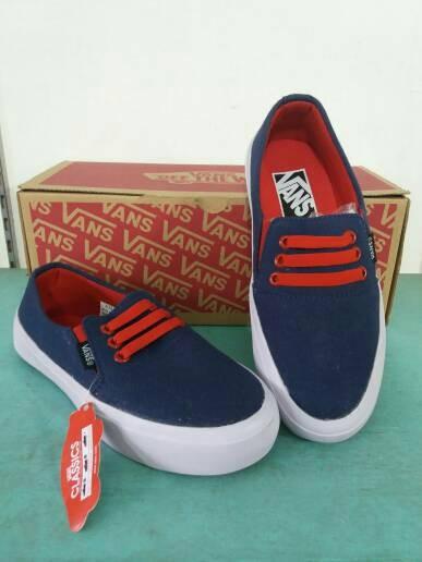 Sepatu cewek sepatu wanita sepatu murah sepatu vans d248582d6e